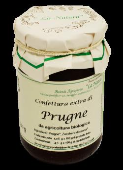 Confettura Extra di Prugne