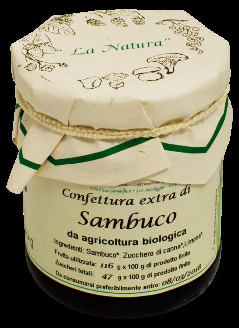 Confettura extra di Sambuco