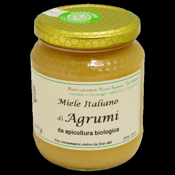 Miele Italiano di Agrumi